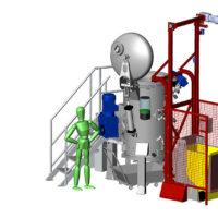 Machine ECODAS T300 - Traitement de dasri