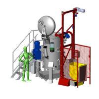 ECODAS T300 : machine de traitement de déchets médicaux