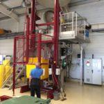 Machine de traitement des déchets T1000 : Traitement des déchets infectieux et hospitaliers, DASRI - ECODAS