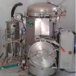 T100_realisation : Machine de traitement des déchets ,Traitement des déchets infectieux et hospitaliers, DASRI - ECODAS