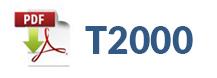 T2000 téléchargement de fiche technique