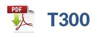 T300 téléchargement de fiche technique