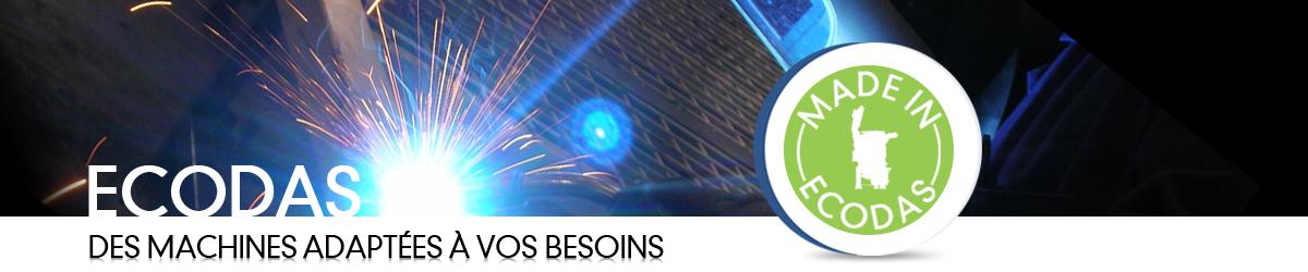 machines ecodas : Traitement des déchets infectieux et hospitaliers, DASRI - ECODAS